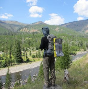 Granite Gear VC 60 Yellowstone National Park how to choose a backpack